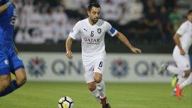 Хаві здобув чемпіонство Катару  у складі Аль-Садда