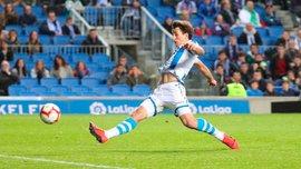 Реал Сосьедад дома победил Бетис: 30-й тур Ла Лиги, матчи четверга
