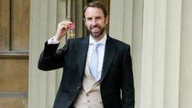 Саугтейт получил знак Ордена Британской империи