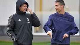 Роналду почувається краще – Аллегрі розраховує на свого форварда перед матчем проти Аякса