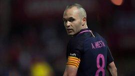 Иньеста заявил, что хочет вернуться в Барселону