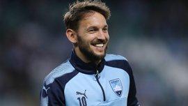 Экс-динамовец Нинкович забил победный гол за Сидней на последней минуте матча
