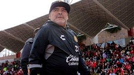 Марадона анонсував відхід з Дорадоса