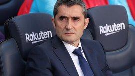 Вальверде: Барселона наблизились до титулу, однак потрібно закінчити роботу