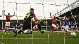 Эвертон – Арсенал – 1:0 – видео гола и обзор матча