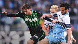 Лацио – Сассуоло – 2:2 – видео голов и обзор матча