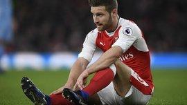 Кемпбел: Арсеналу потрібно знайти заміну Мустафі