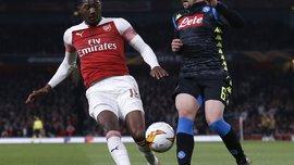 Арсенал – Наполи – 2:0 – видео голов и обзор матча