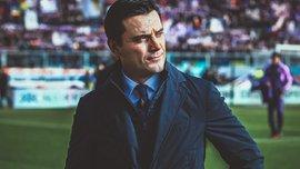 Монтелла стал новым главным тренером Фиорентины