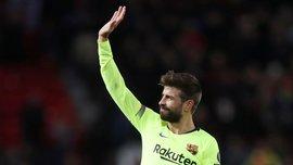 Пике предостерегает Барселону от судьбы ПСЖ