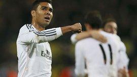 Каземиро: Погба – прекрасный футболист и подошел бы Реалу