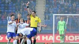 В ФФУ объяснили, почему Гармаш получил 4 матча дисквалификации