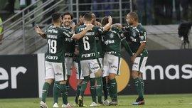 Игроков Палмейраса атаковали собственные болельщики – после этого команда победила, а экс-динамовец забил гол