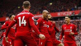 Ливерпуль – Челси – 2:0 – видео голов и обзор матча