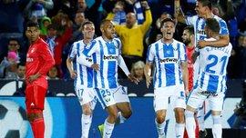 Леганес – Реал – 1:1 – видео голов и обзор матча