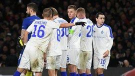 Динамо потеряло 1 позицию в рейтинге УЕФА, но повторило свой рекорд