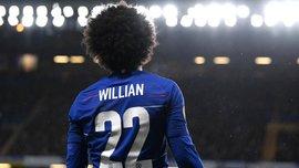 Виллиан вновь попал в сферу интересов Барселоны