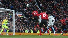 Дубль Погба в видеообзоре матча Манчестер Юнайтед – Вест Хэм