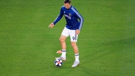 Ибрагимович оформил дубль за Лос-Анджелес Гэлакси в матче с участием экс-игрока Шахтера