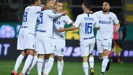 Інтер переміг Фрозіноне, К'єво після поразки від Наполі вилетів з еліти: 32-й тур Серії А, матчі неділі