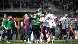 Феерия разноцветных карточек в видеообзоре ничейного матча Торино – Кальяри