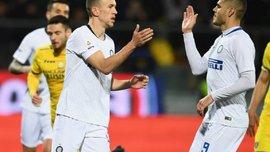 Фрозиноне – Интер – 1:3 – видео голов и обзор матча