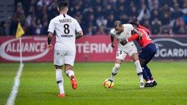 ПСЖ пропустил 5 мячей в Лиге 1 впервые в XXI веке