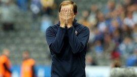 Тухель поскаржився на нестачу гравців після розгромної поразки від Лілля