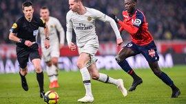 Самое крупное поражение ПСЖ в Лиге 1 за 19 лет в видеообзоре матча против Лилля – 5:1