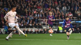 Барселона – Манчестер Юнайтед – 3:0 – видео голов и обзор матча