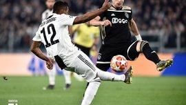 Ювентус – Аякс – 1:2 – видео голов и обзор матча