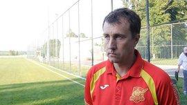 Лавриненко: Заря регулярно играет с Динамо и Шахтером, у нас такого опыта нет