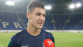 Хавбек СК Дніпро-1 Когут назвав божевільну мету команди в Кубку України