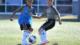 Роналду-младший демонстрирует феноменальную результативность за детскую команду Ювентуса – отцу такое и не снилось