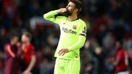 """""""Иногда футбол бывает анекдотом"""", – Пике поражен матчем Манчестер Сити – Тоттенхэм"""