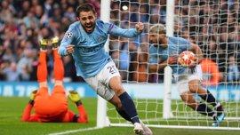 Эффектный предголевой финт Бернарду – момент дня в Лиге чемпионов