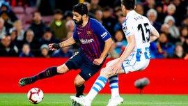 Барселона – Реал Сосьедад – 2:1 – видео голов и обзор матча