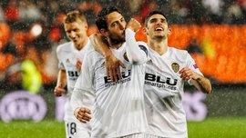 Валенсия – Вильярреал – 2:0 – видео голов и обзор матча