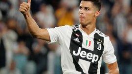 Роналду провел 800-й матч в клубной карьере