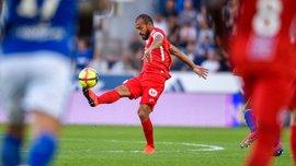 Лига 1: Ницца неожиданно уступила Кану, Монпелье уверенно одолел Страсбур