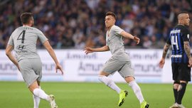 Ефектний гол Ель-Шаараві у відеоогляді матчу Інтер – Рома