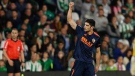 Валенсия на выезде победила Бетис: 33-й тур Ла Лиги, матчи воскресенья