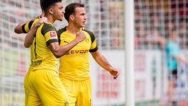 Фрайбург – Боруссия Д – 0:4 – видео голов и обзор матча