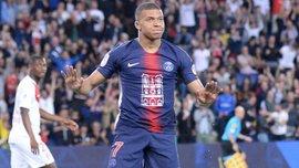 Мбаппе стал самым молодым игроком, забившим 30 голов за один сезон Лиге 1
