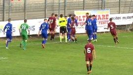 Динамо U-17 переграло Торіно та посіло 3 місце на турнірі Маджоні-Ріггі