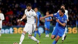 Хетафе – Реал – 0:0 – видеообзор матча