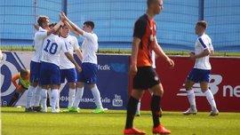 Победный гол Супряги в видеообзоре матча Динамо U-21 – Шахтер U-21 – 2:1