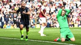 Бернли – Манчестер Сити – 0:1 – видео гола и обзор матча