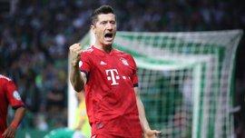 Кубок Німеччини: Баварія у фантастичному матчі переграла Вердер – Мюллєр та Лєвандовскі встановили нові рекорди турніру