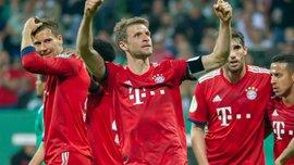 Вердер – Баварія – 2:3 – відео голів та огляд матчу